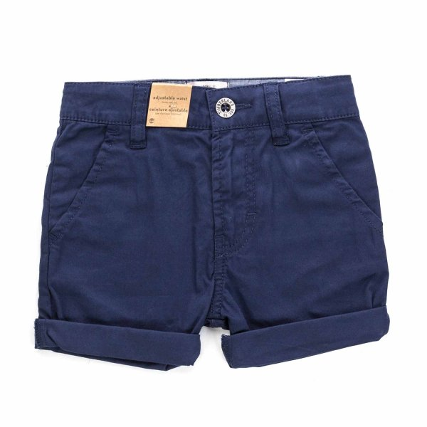 Timberland - BLUE SHORTS FOR BOY AND TEEN