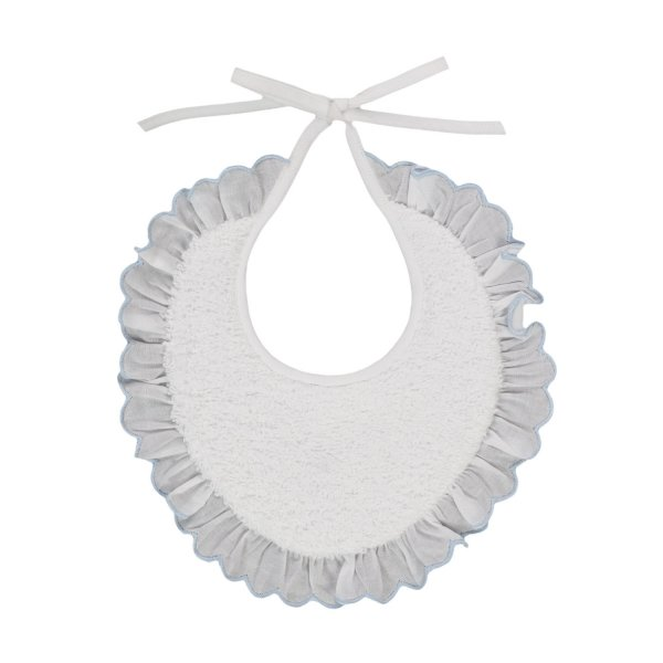 Baroni - RUCHE BIB FOR BABY BOY
