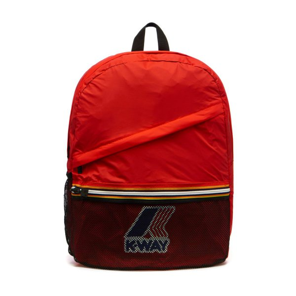 K-Way - RED LE VRAI 3.0 FRANCOIS BACKPACK