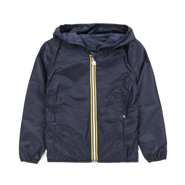 K-Way - LILY DOUBLE DROPS JACKET FOR GIRLS