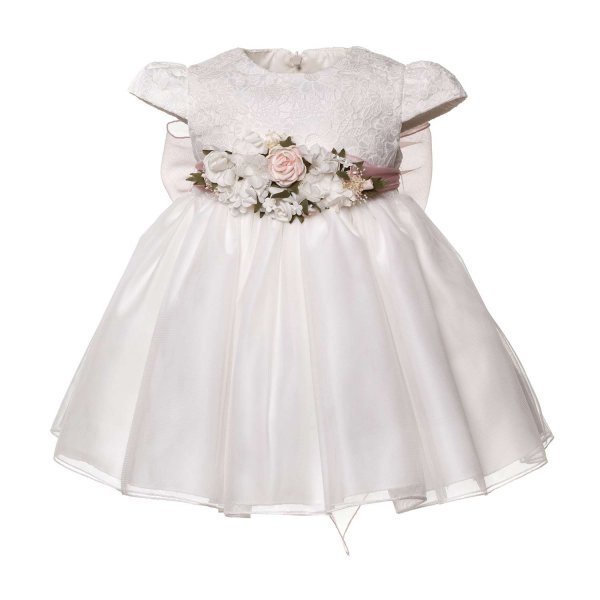 Mimilú - CEREMONY DRESS FOR BABY GIRL 01