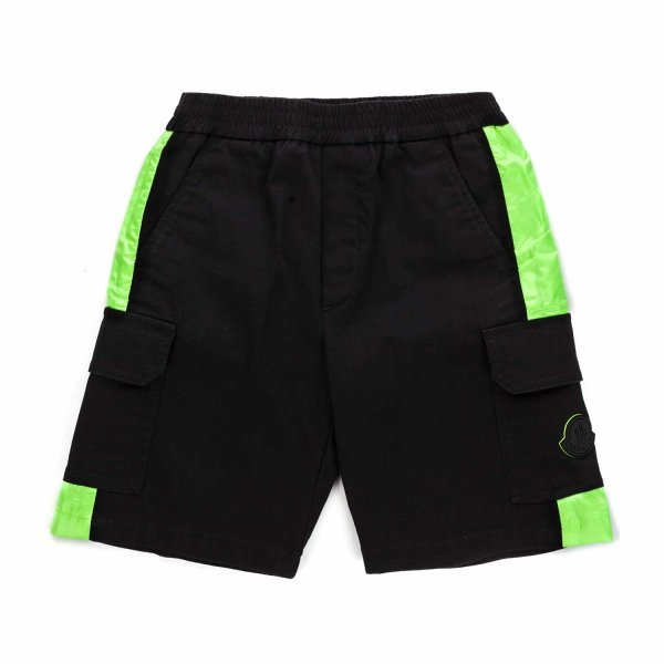 Moncler - SPORT SHORTS FOR BOY AND TEEN