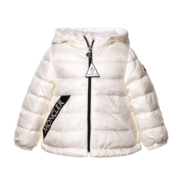 Moncler - MUGUET DOWN JACKET FOR BABY GIRL