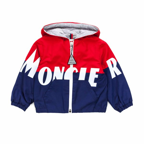 Moncler - LIGHTWEIGHT JACKET FOR BABY BOY