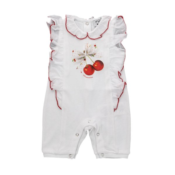 Monnalisa - BABY GIRLS SUMMER ROMPER