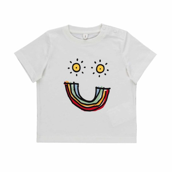 Stella Mccartney - BABY PURE COTTON T-SHIRT