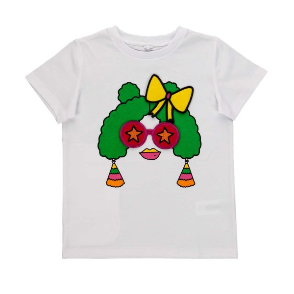 Stella Mccartney - GIRL PURE COTTON T-SHIRT
