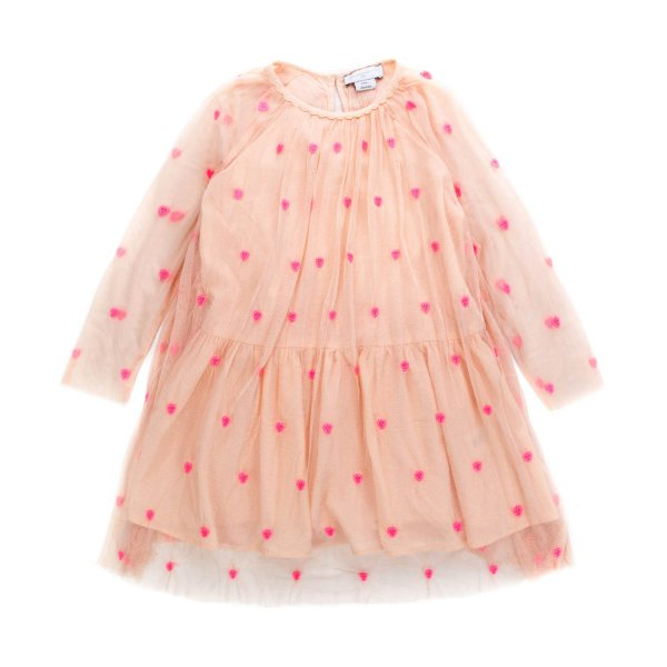 Stella Mccartney - LITTLE GIRL TULLE DRESS