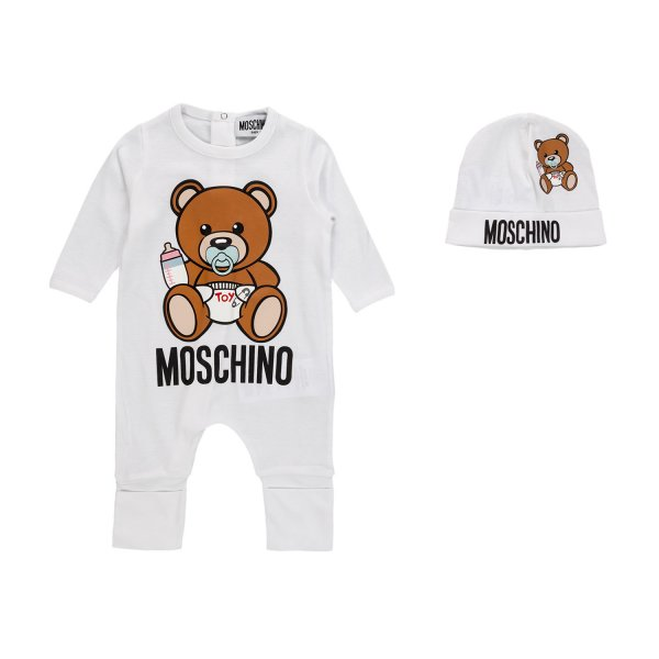 Moschino - TWO-PIECE SET FOR BABY BOY