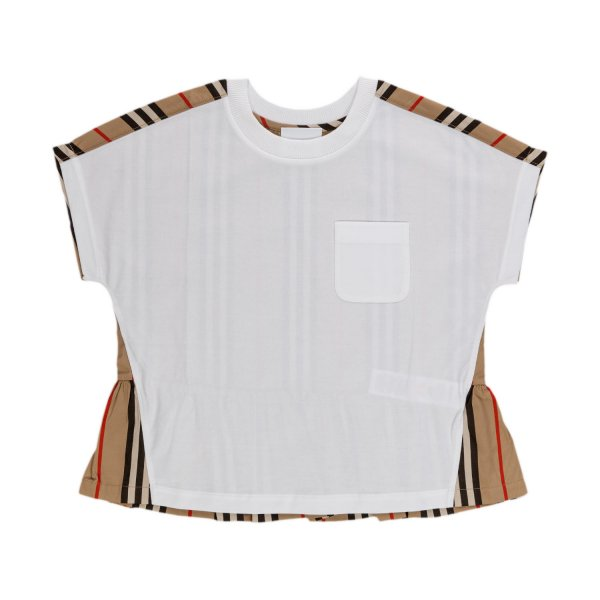 Burberry - GIRL AND TEEN COTTON T-SHIRT