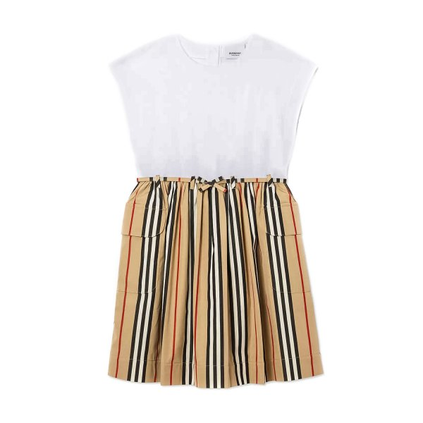 Burberry - GIRL AND TEEN COTTON DRESS
