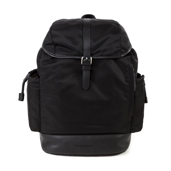Burberry - MOMMY BAG BACKPACK WITH LOGO