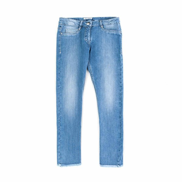 Elsy - JEANS SLIM FIT BAMBINA E TEENAGER