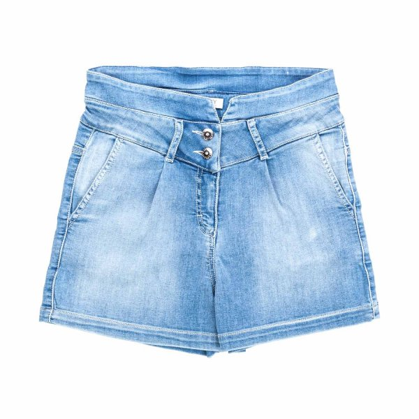 Elsy - DENIM SHORTS FOR TEEN AND GIRL
