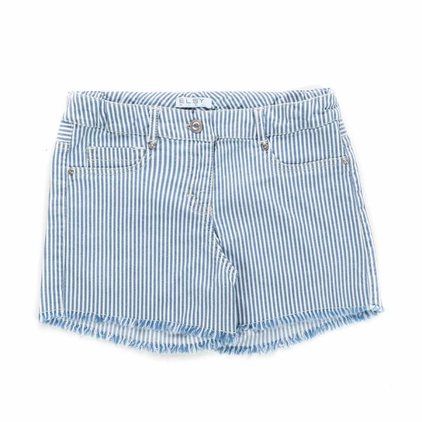 Elsy - STRIPED SHORTS FOR GIRL AND TEEN