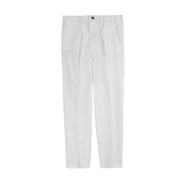 Nupkeet - WHITE TROUSERS FOR BOY AND TEEN