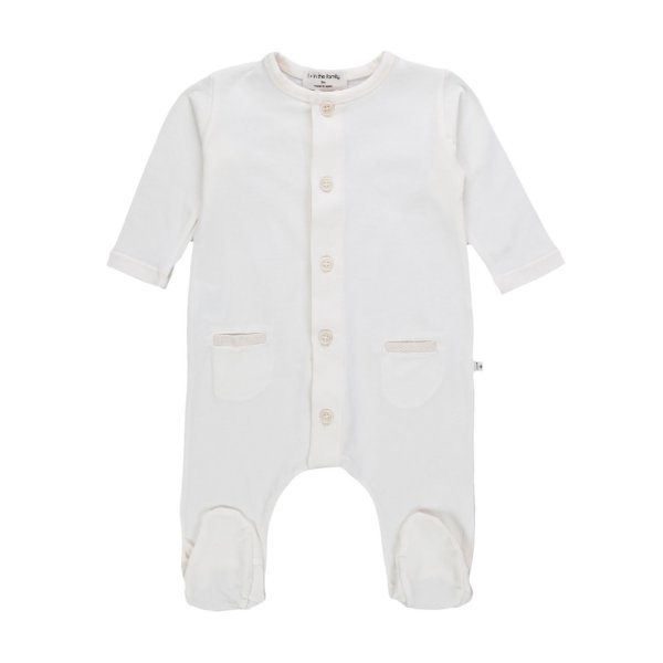 One More In The Family - BABY COTTON ROMPERS