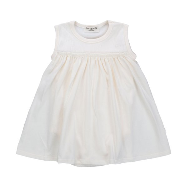One More In The Family - COTTON DRESS FOR BABY