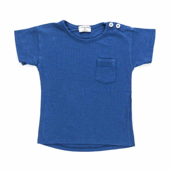 One More In The Family - T-SHIRT BABY COTONE