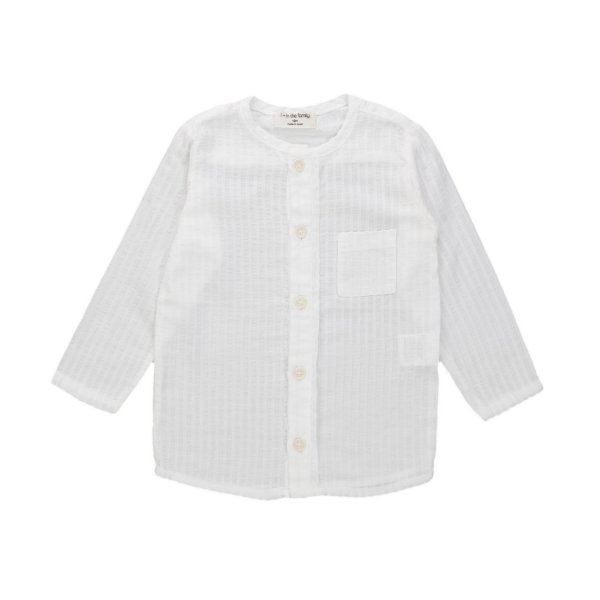 One More In The Family - BABY COTTON SHIRT