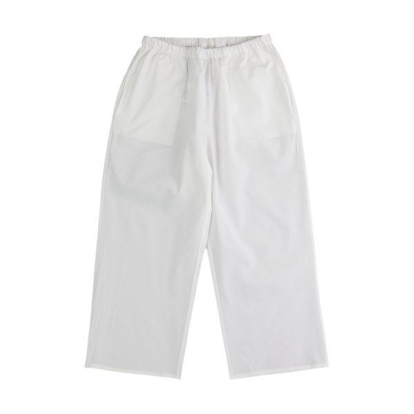 Touriste - WHITE TROUSERS FOR GIRL AND TEEN