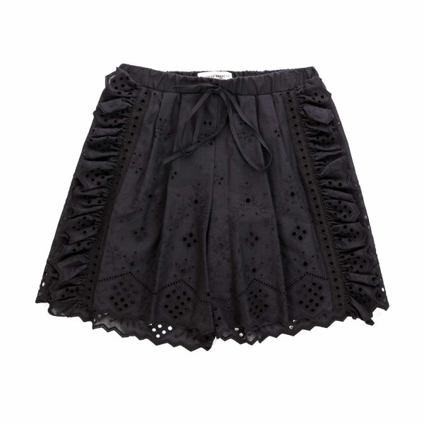 Alberta Ferretti - LACE SHORTS FOR GIRLS
