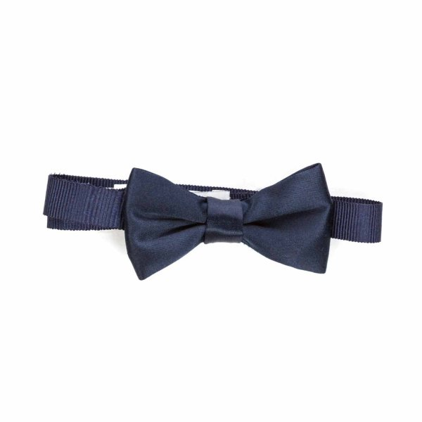 Paolo Pecora - BLUE BOW TIE FOR BOYS