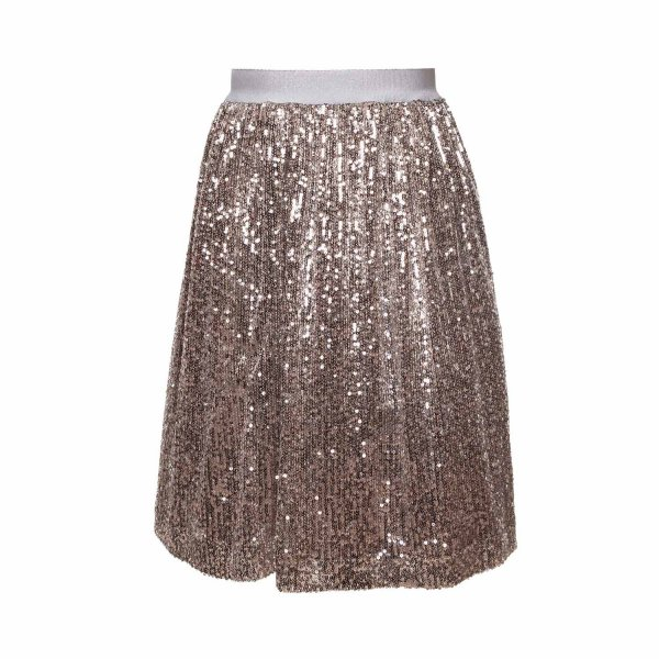 Caffé D'orzo - SEQUIN SKIRT FOR GIRL TEEN