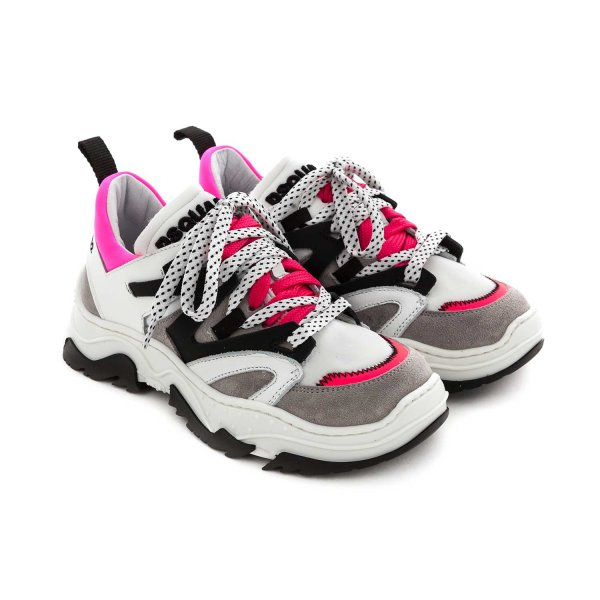 Dsquared2 - LOGO SNEAKERS FOR GIRLS