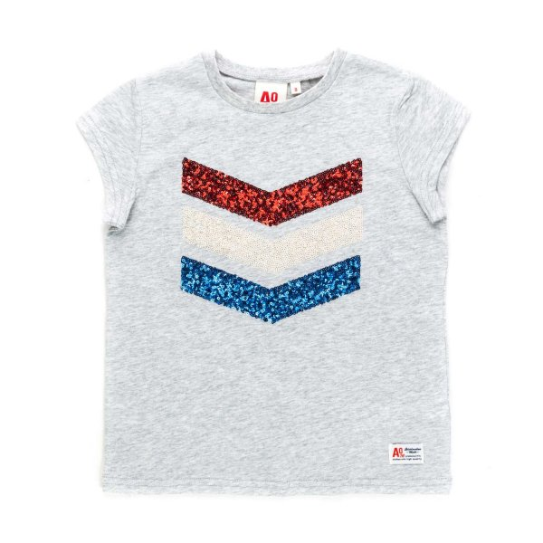 American Outfitters - GIRLS SEQUIN T-SHIRT