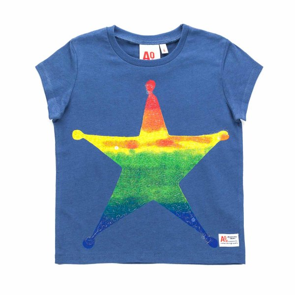 American Outfitters - STAR PRINT T-SHIRT FOR GIRL