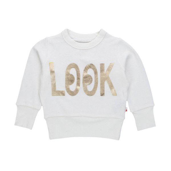 American Outfitters - TEEN AND GIRL WHITE SWEATSHIRT