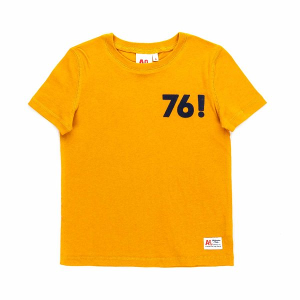 American Outfitters - BOYS YELLOW T-SHIRT