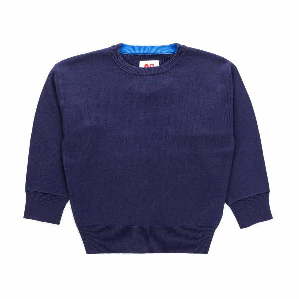 American Outfitters - TEEN AND BOY BLUE SWEATSHIRT