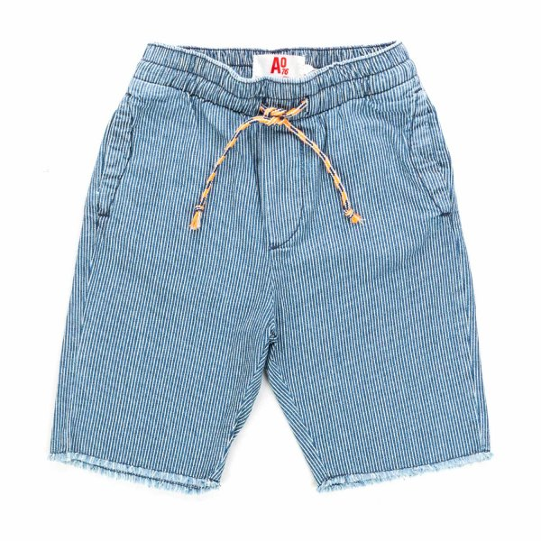 American Outfitters - LITTLE BOY STRIPED BERMUDA SHORTS