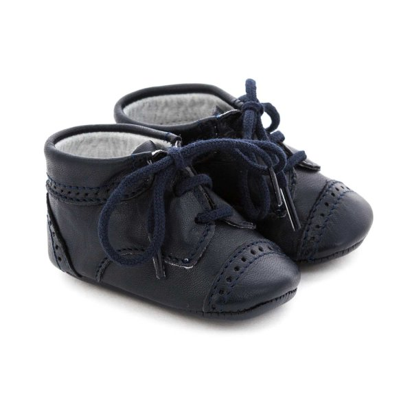 Tartine Et Chocolat - BLUE SHOES FOR BABY BOY