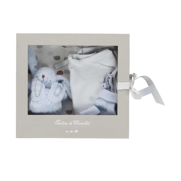 Tartine Et Chocolat - BOY BIRTH GIFT SET