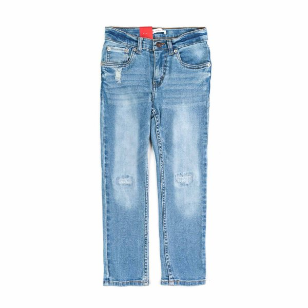 Levi's - JEANS STRAPPATI BAMBINO TEEN UNISEX