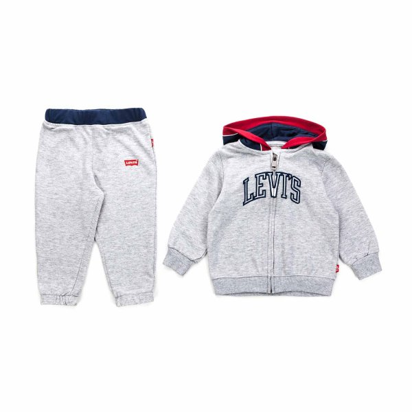 Levi's - T-SHIRT AND TRACKSUIT SET FOR BABY