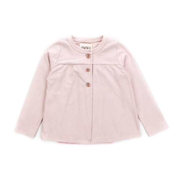 Douuod - PINK CARDIGAN FOR GIRLS
