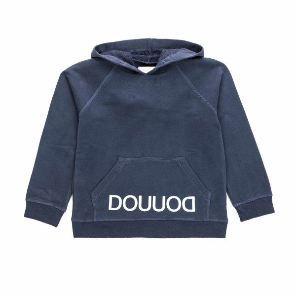 Douuod - BLUE HOODIE FOR GIRL