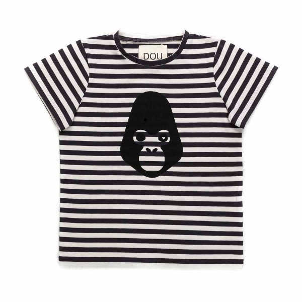 Douuod - STRIPED T-SHIRT FOR BOY