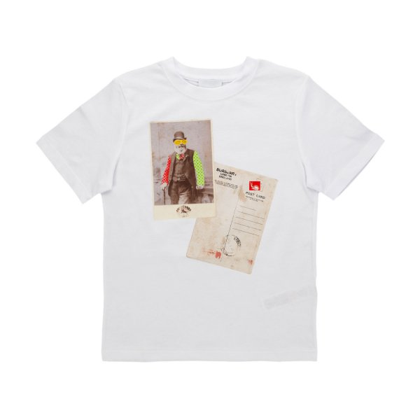 Burberry - PRINTED UNISEX T-SHIRT
