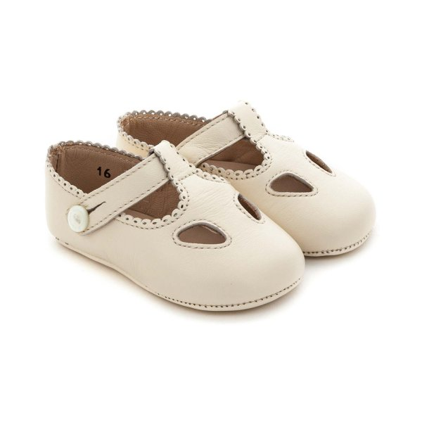La Stupenderia - BABY GIRL BEIGE SHOES