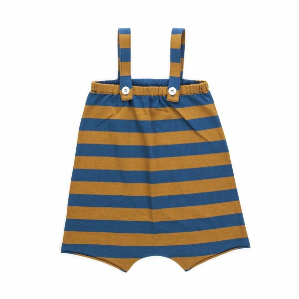 Babe & Tess - SUSPENDER SHORTS FOR BABY BOY