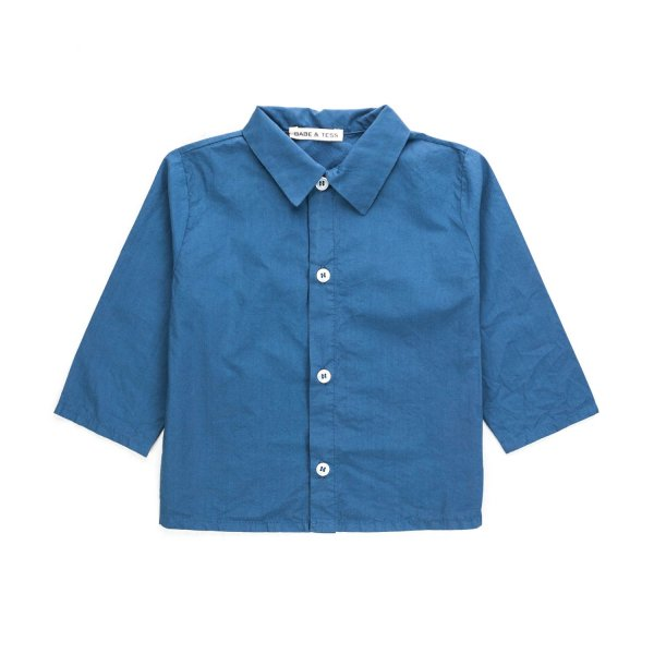 Babe & Tess - COTTON SHIRT FOR BABY BOY