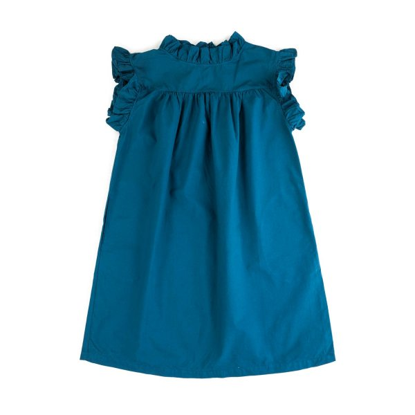 Babe & Tess - RUCHE DRESS FOR GIRL