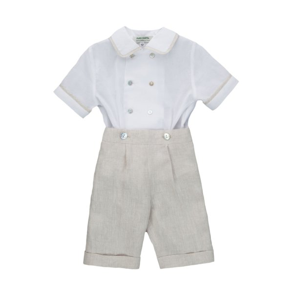 Paio Crippa - OUTFIT FOR BABY BOY