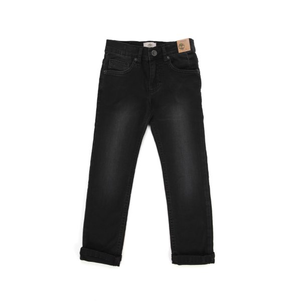 Timberland - SLIM FIT BLACK JEANS FOR BOYS