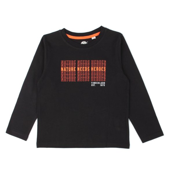 Timberland - PRINTED T-SHIRT FOR BOY AND TEEN